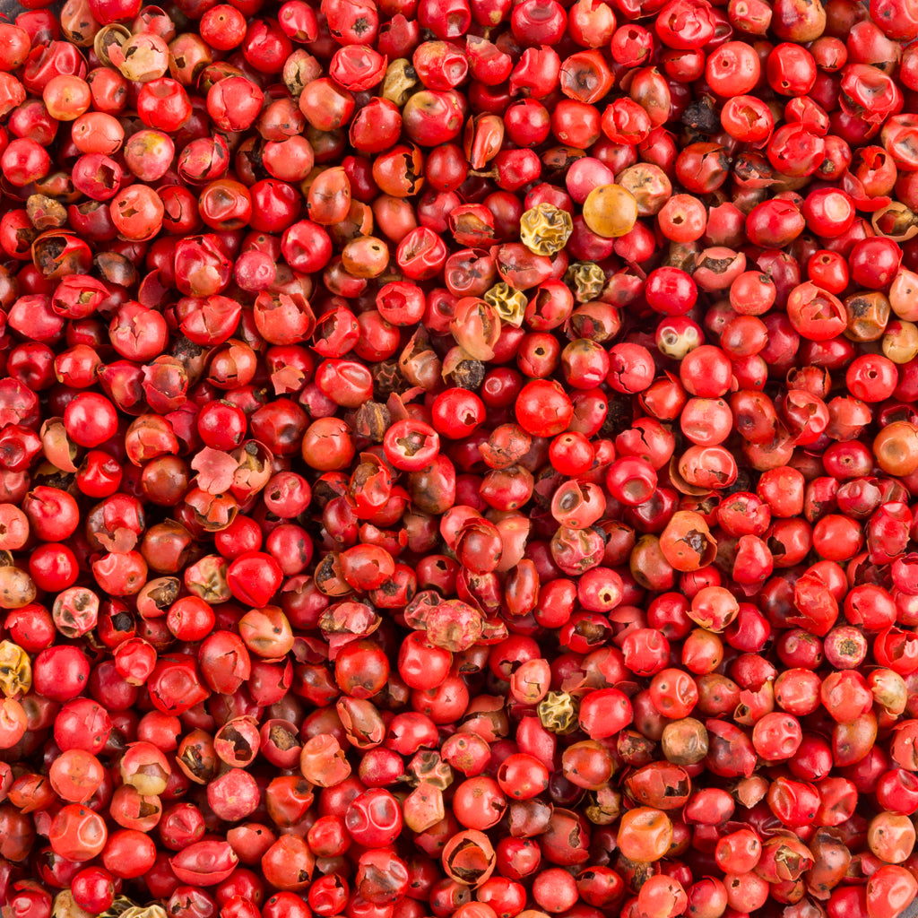 Pink Peppercorns - Tea and Chi