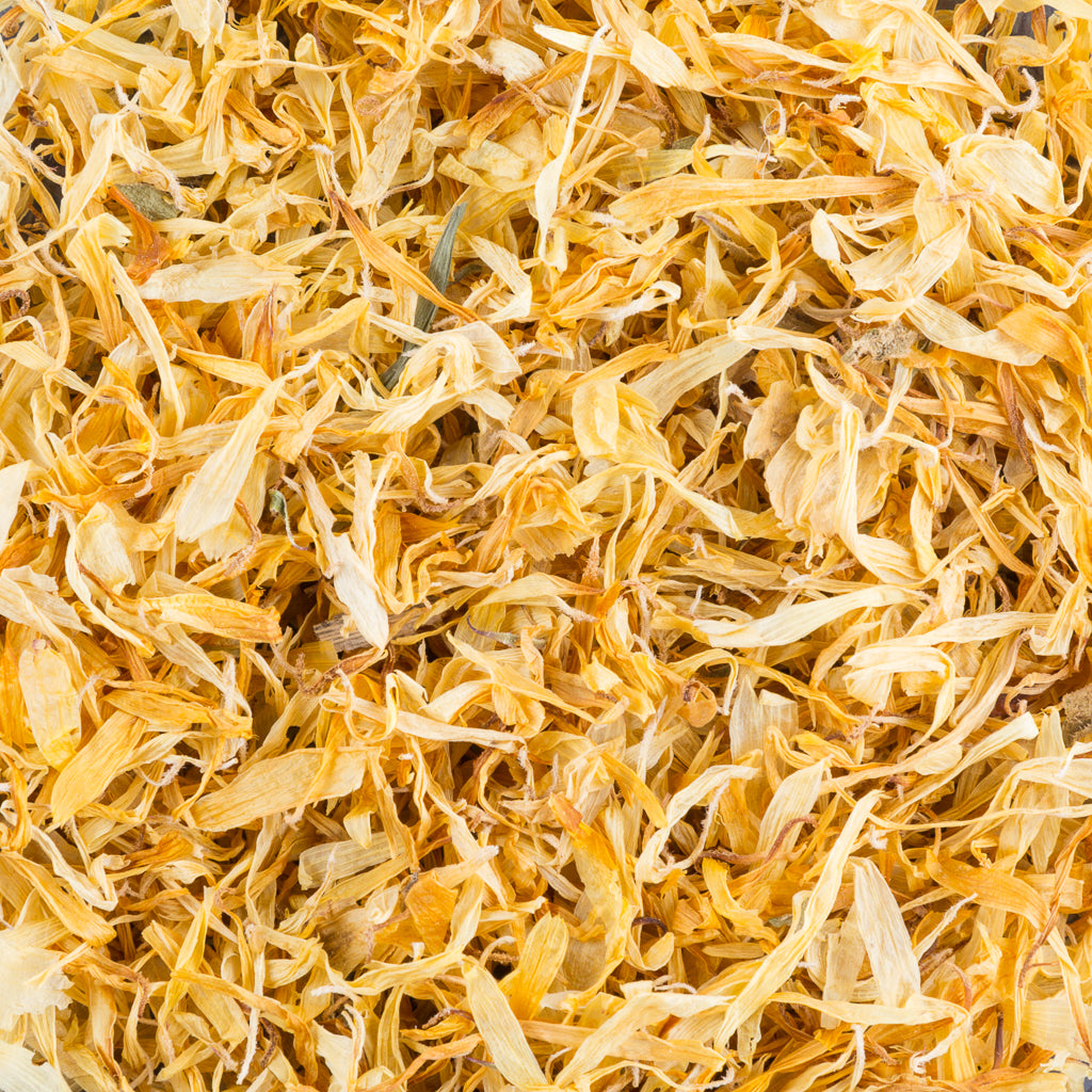 Calendula Petals, Organic - Tea and Chi