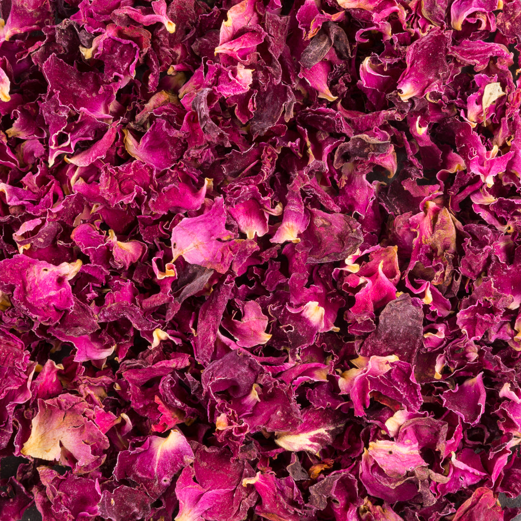 Rose Petals, Organic - Tea and Chi
