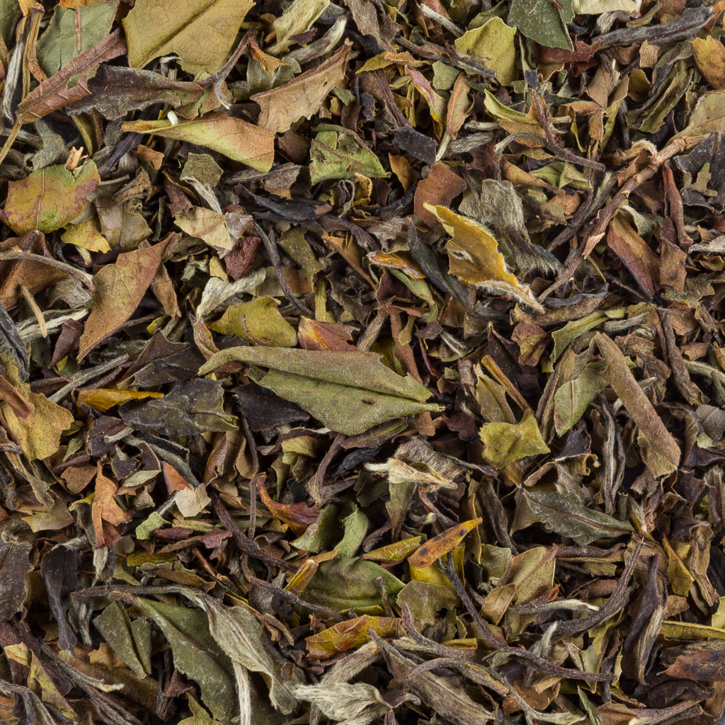 White Peony, Organic - Tea and Chi