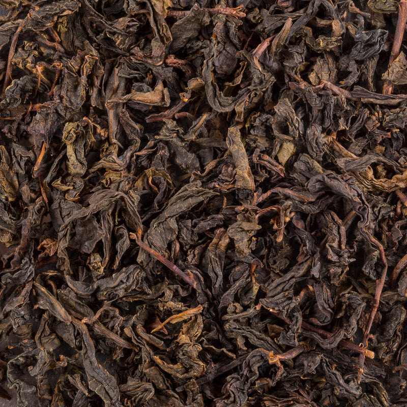 Da Hong Pao - Tea and Chi