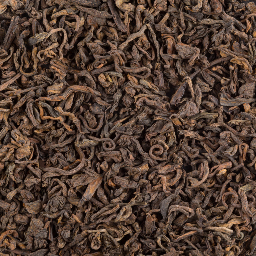 Young Pu'er, Organic - Tea and Chi