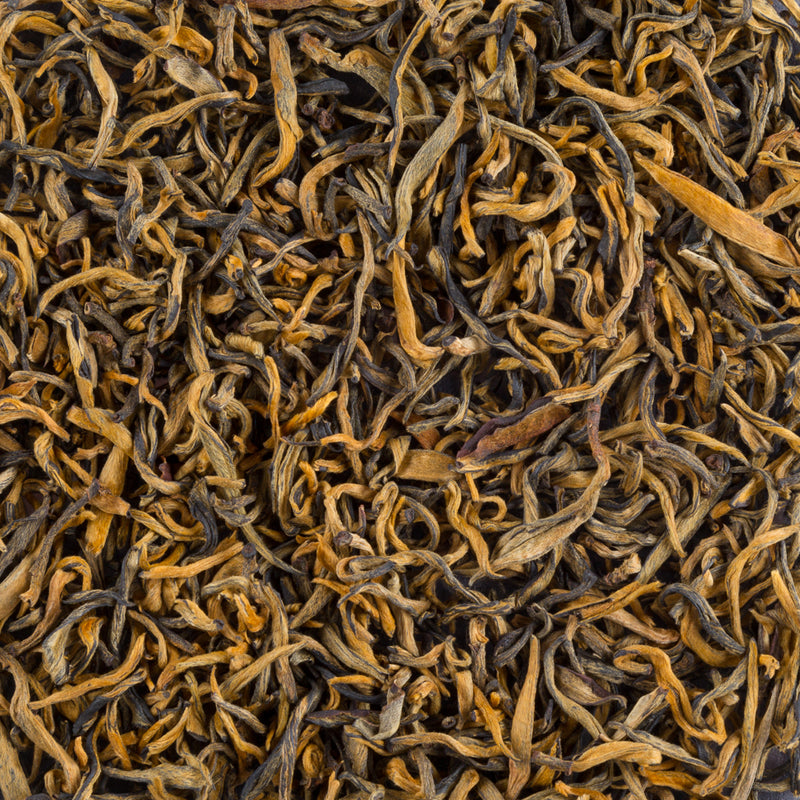 Yunnan Gold Tips, Organic - Tea and Chi