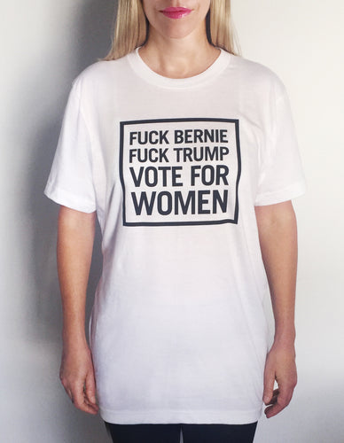 Vote for Women Unisex T-Shirt