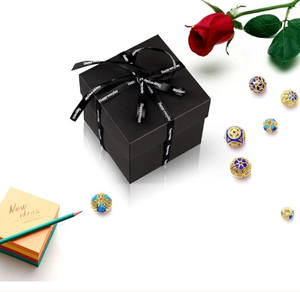 DIY Surprise Love Explosion Box