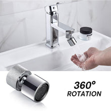 Load image into Gallery viewer, Rotatable Bubbler Faucet Head