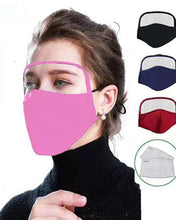 Load image into Gallery viewer, Outdoor Face Protective Mask With Eyes Shield