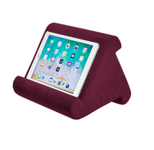 Load image into Gallery viewer, New Multi-Angle Soft Pillow Lap Stand for iPads, Smartphones, Books etc.