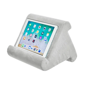 New Multi-Angle Soft Pillow Lap Stand for iPads, Smartphones, Books etc.