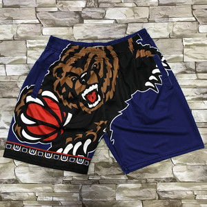 Men's Grizzlies Print Short