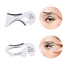 Load image into Gallery viewer, Eyeliner Stencil (2Pcs/Set)