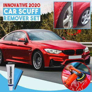 INNOVATIVE 2020 CAR SCUFF REMOVER SET