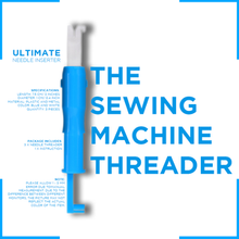 Load image into Gallery viewer, Sewing Machine Threader