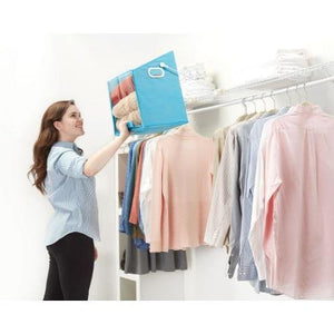 【50% OFF THE TOP 100 ONLY TODAY】Closet Caddy-Retrieve items from high shelves safely and easily