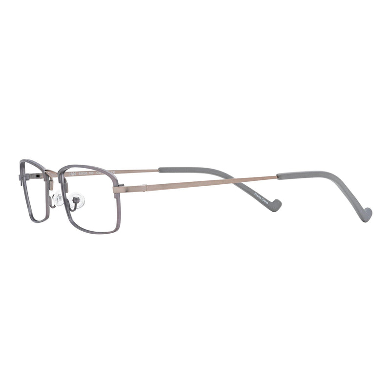 best quality reading glasses light durable titanium gray