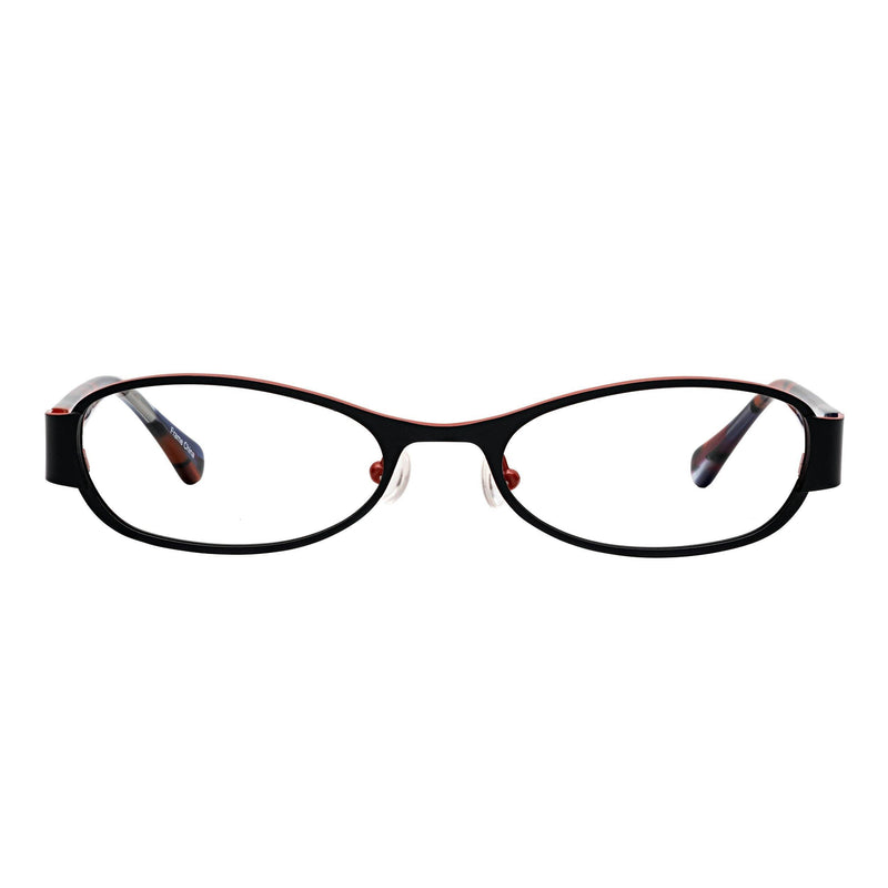 petite size quality readers black red