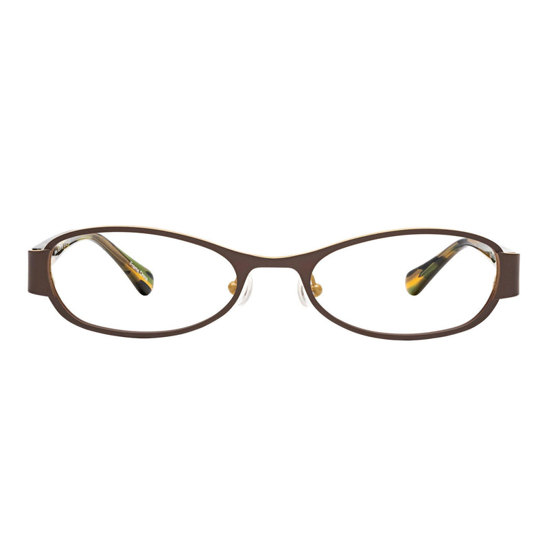 petite size quality readers brown green