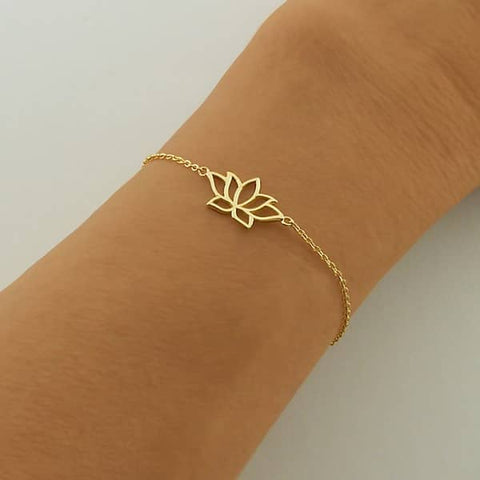 Image of Lotus Charm