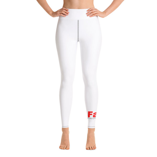 Faith Favor Focus Yoga Leggings