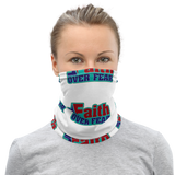 Faith Over Fear Neck Gaiter