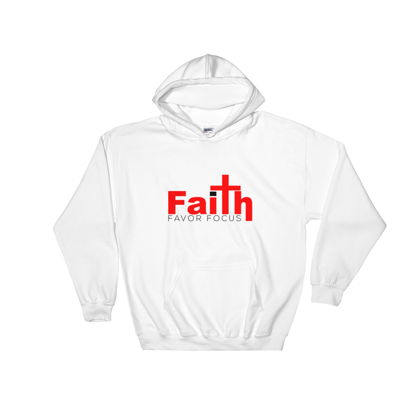 Faith Favor Focus Hooded Sweatshirt