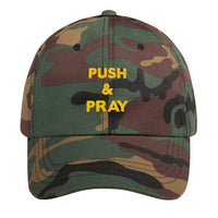 Push & Pray Dad hat