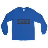 GODFIDENCE Men's Long Sleeve Shirt