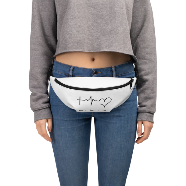 Faith Hope Love Fanny Pack