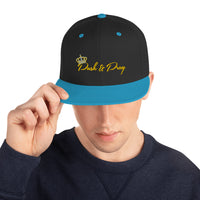 Push & Pray Snapback Hat