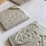 Online Botanical Air Dry Clay Workshop, Thursday 4th February, 7-9pm