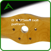 Vortexaero Bolt pattern HPR 125cm Wood Propeller