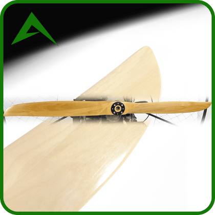 Vortexaero Mounted Top80 wood Propeller 130cm (Asia Warehouse)