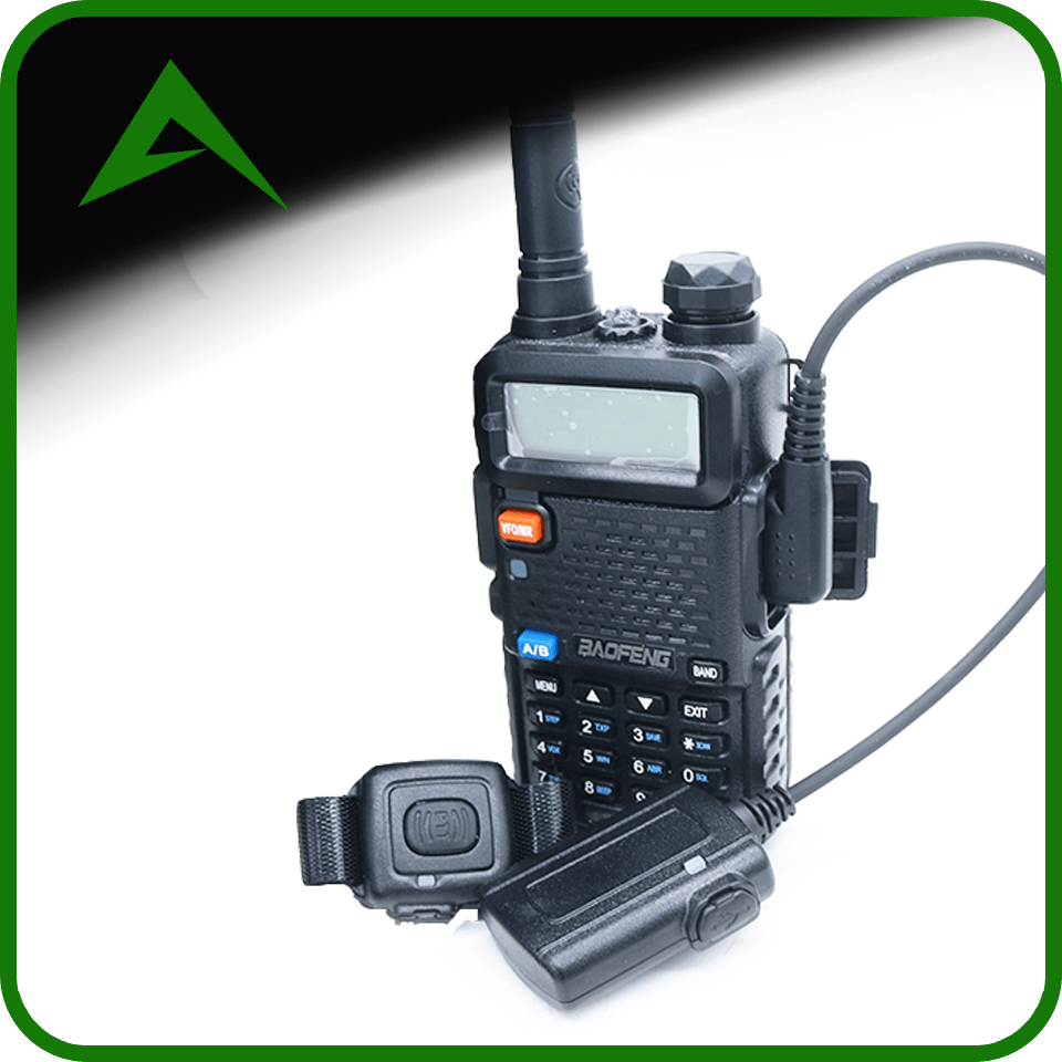 Vortexaero Wireless PTT Dongle S1 Icom (Standard radios, No Aviation radios)