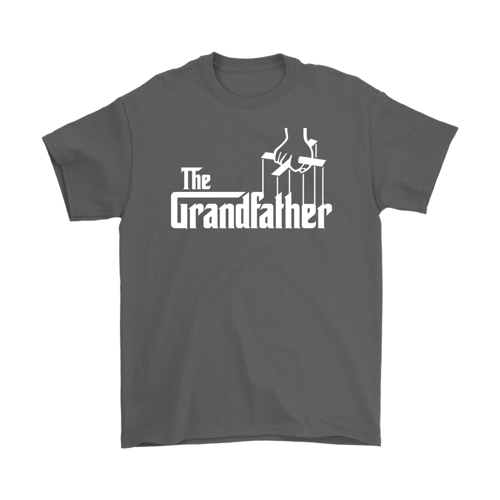 The Grandfather Gift for Dad Father's Day Sarcastic Funny shirt