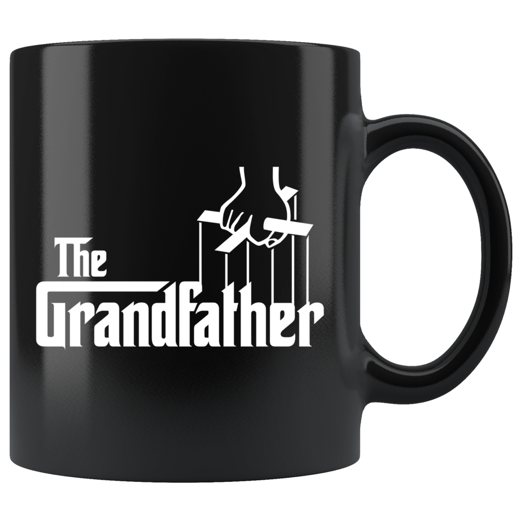 The Grandfather Gift for Dad Father's Day Sarcastic Funny mug