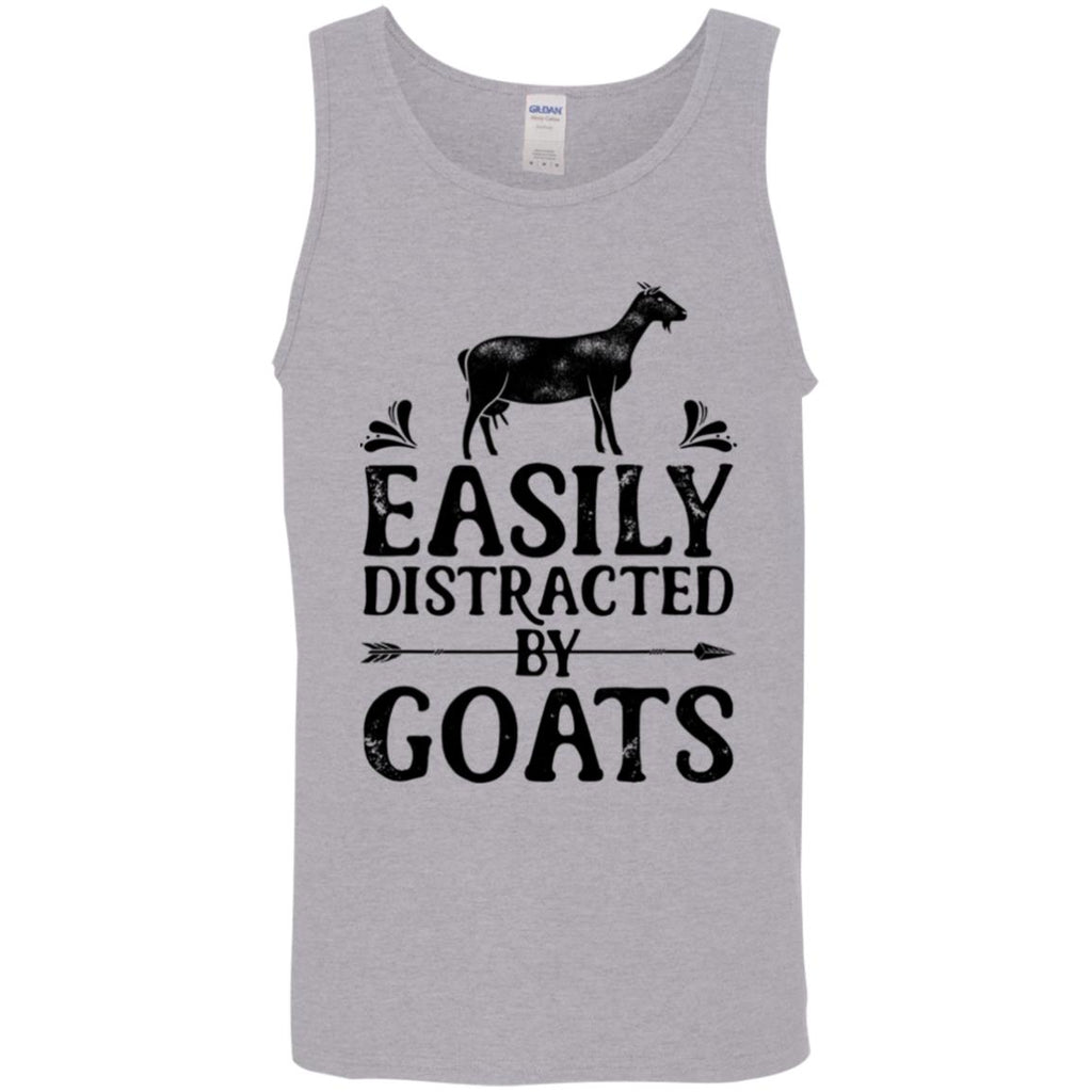 Easily Distracted By Goats shirts