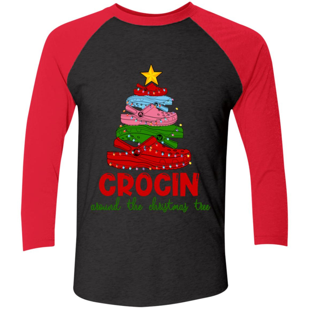 Crocin Around The Christmas Tree Funny Xmas 2020 shirts