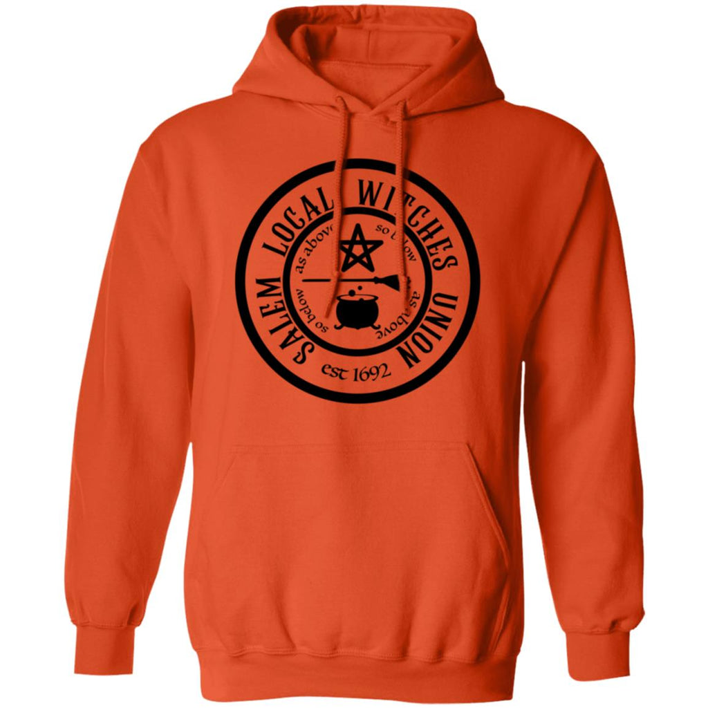 Salem Local Witches Union est 1692 Funny Halloween shirts