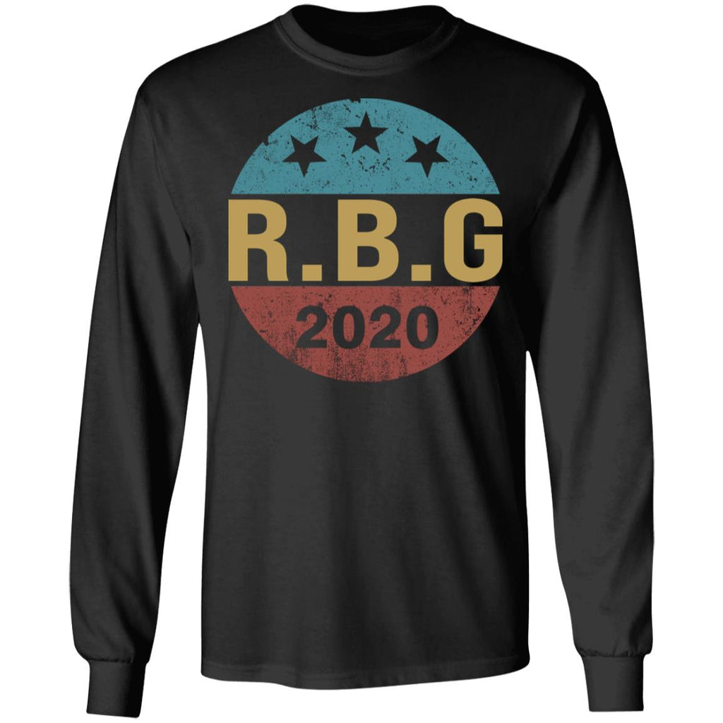 Vintage Notorious RBG Ruth Bader Ginsburg 2020 Never Forget Fan shirts