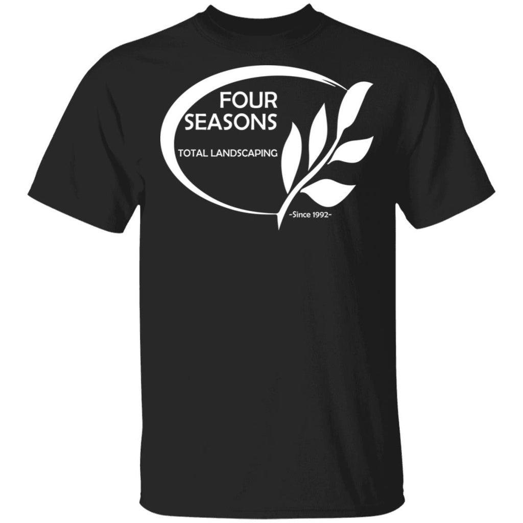 Four Seasons Total Landscaping Funny Anti Trump shirt