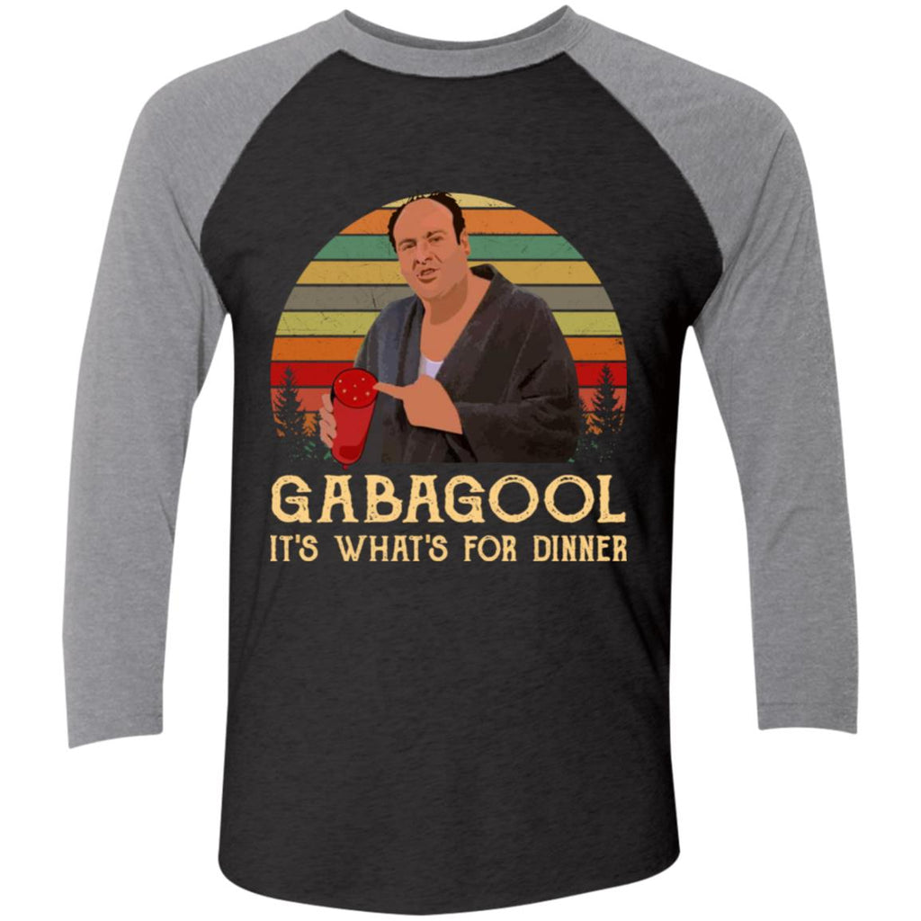 Gabagool It's What's For Dinner shirts Retro Vintage