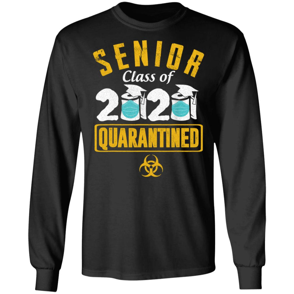 Senior Class of 2020 Quarantine Graduation Toilet Paper shirts