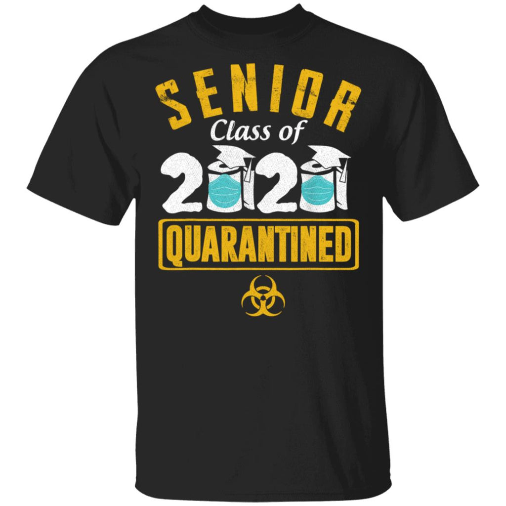 Senior Class of 2020 Quarantine Graduation Toilet Paper shirt