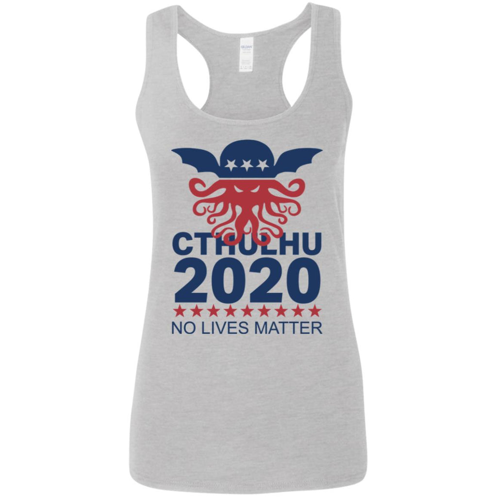 Cthulhu 2020 No Lives Matter shirts