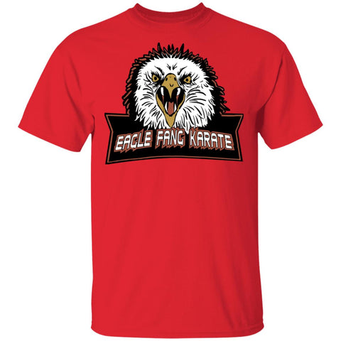 Eagle Fang Karate shirts