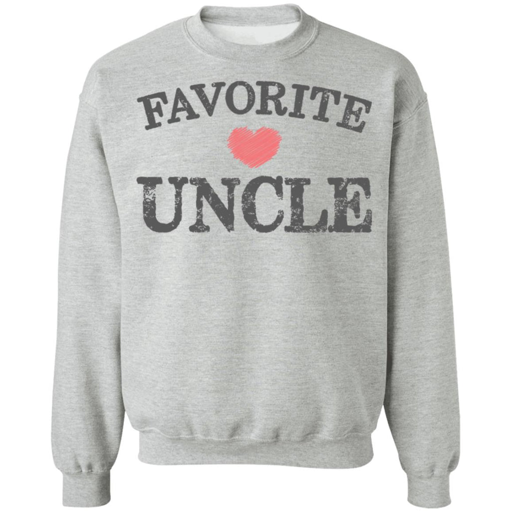 Favorite Uncle Heart Distressed Vintage shirt funny