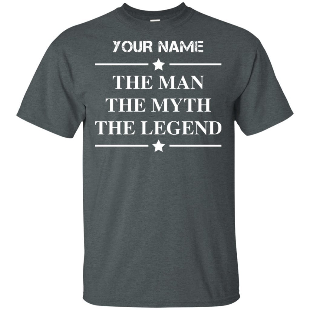 Personalized Name The Man The Myth The Legend shirt