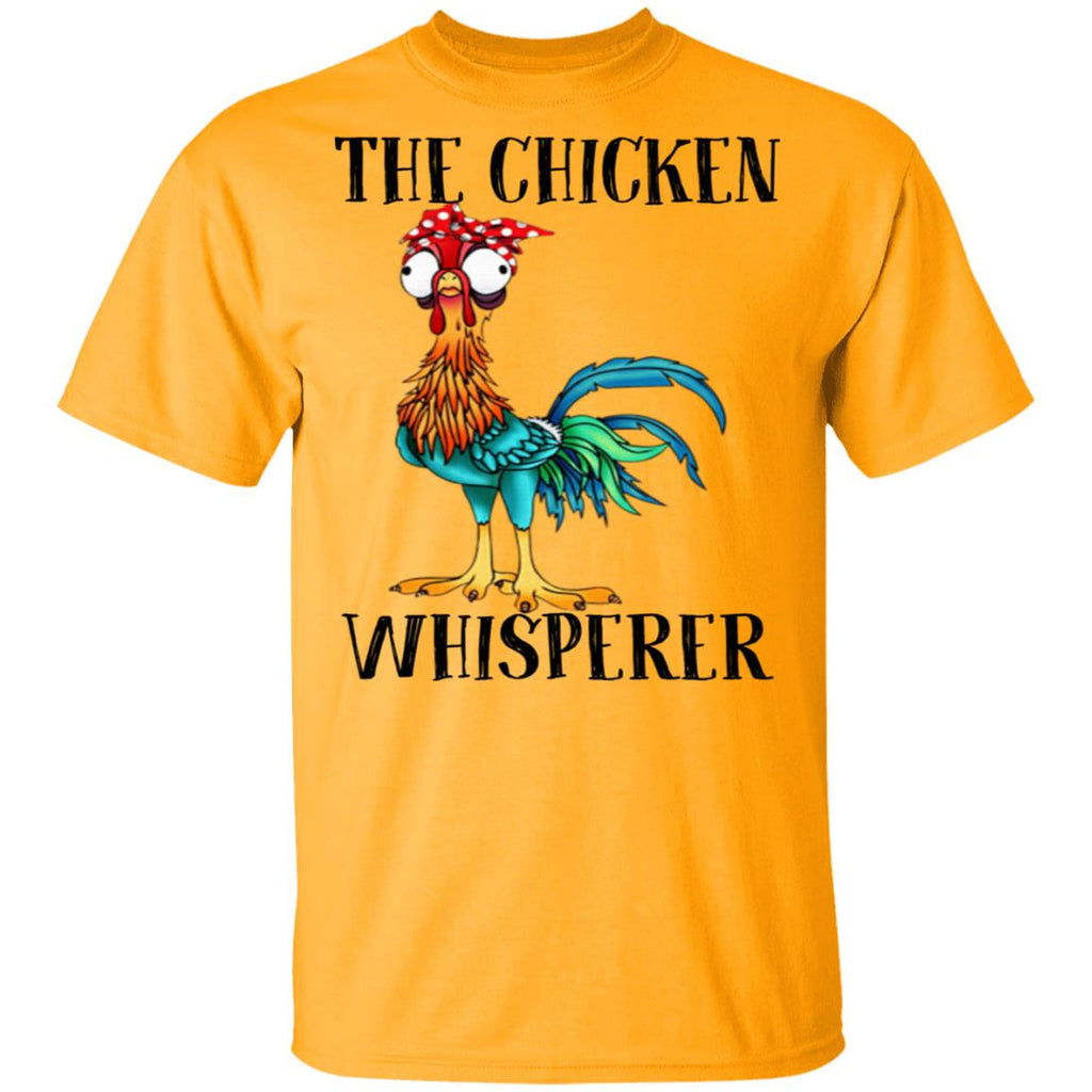 The Chicken Whisperer shirts Funny Moana chicken hei hei