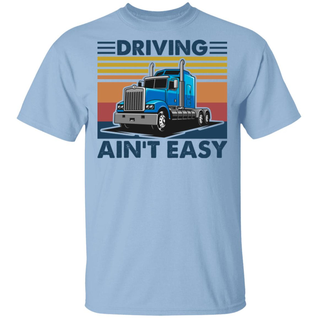 Truck Driving Ain't Easy Vintage shirts