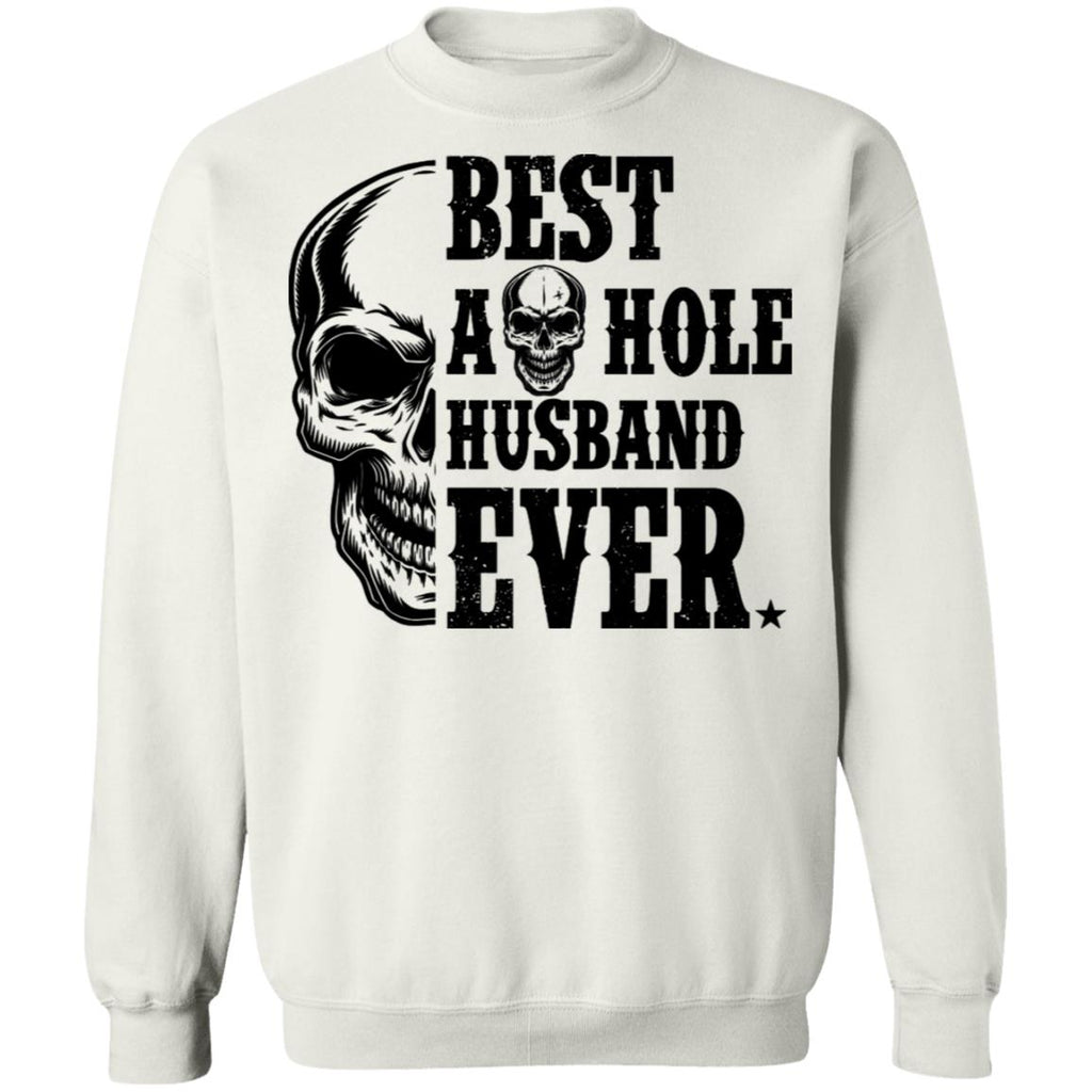 Best A Hole Husband Ever Skull shirts